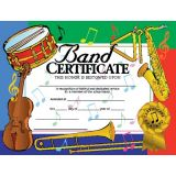 Bland Certificate