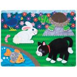 Pets Touch and Feel Puzzle