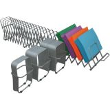 FlexiFile™ Expandable Collator/Organizer, 12 slots