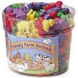Friendly Farm  Animals Good Job Jar