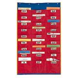Organization Station Pocket Chart