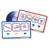 Radius™ Conversations and Vocabulary CD Card Set for ELL