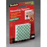 Mounting Tape and Squares, Mounting Squares