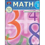 Math Reproducibles, Grade 1