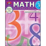 Math Reproducibles, Grade 3