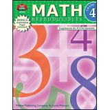Math Reproducibles, Grade 4