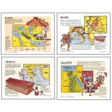 Ancient Civilizations Teaching Poster Set
