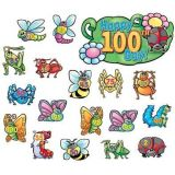 Bugs 100th Day Bulletin Board Set