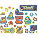 Healthy Habits Bulletin Board Set