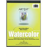 Art1st™ Watercolor Pad, 9 x 12
