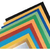 4-Ply Railroad Poster Board, Blue