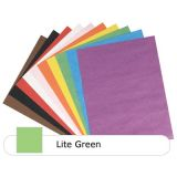 Art Kraft Colored Paper Rolls, Lite Green, 36 x 1000', 50#