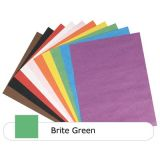 Art Kraft Colored Paper Rolls, Brite Green, 36 x 1000'