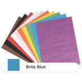 Art Kraft Colored Paper Rolls, Brite Blue, 36 x 1000'