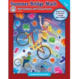 Summer Bridge Math, Grades 1-2