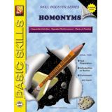Skill Booster Series, Homonyms
