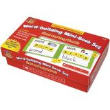 Word-Building Mini Book Set: Short and Long Vowels