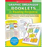 Graphic Organizer Booklets for Reading Response, Grades 4-6