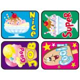 Applause Stickers, Cool Treats