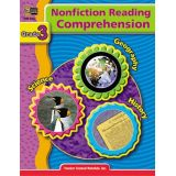 Nonfiction Reading Comprehension, Grade 3