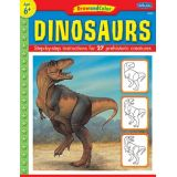 Draw and Color, Dinosaurs
