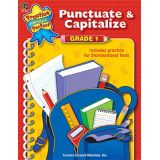 Practice Makes Perfect: Punctuate and Capitalize, Grade 3