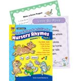 Literacy Centers & Activities for Nursery Rhymes, Volume 1