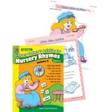 Literacy Centers & Activities for Nursery Rhymes, Volume 2