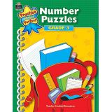 Practice Makes Perfect: Number Puzzles, Grade 3