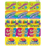 Positive Affirmations Jumbo Stickers
