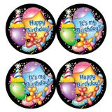 Happy Birthday Wear 'Em Badges