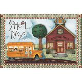 Debbie Mumm School Days Postcards