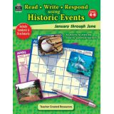 Read-Write-Respond using Historic Events, January-June