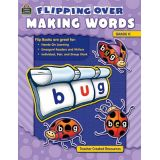 Flipping Over Making Words, Grade K