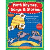 Math Rhymes, Songs & Stories