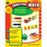 Targeting Math: Numeration & Fractions, Grades 1-2