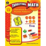 Targeting Math: Operations & Number Patterns, Grades 1-2