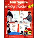 Four Square Writing Method Series, Grades 7-9