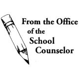From the Office of the School Counselor Rubber Stamp