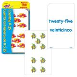 Cuenta los Numeros (Counting) Pocket Flash Cards