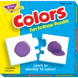 Colors Fun-to-Know Puzzle