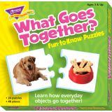 What Goes Together? Fun-to-Know Puzzle