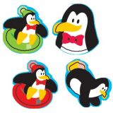Perky Penguins, superShapes Stickers