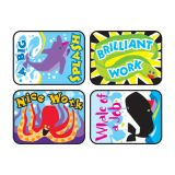 Sea Creatures, Applause STICKERS