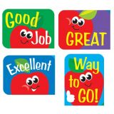 Applause Stickers, Apples