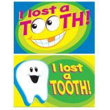 Applause Stickers, Lost a Tooth