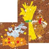 Sparkle Stickers, Fabulous Fall