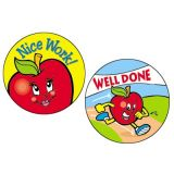 Amazing Apples, Stinky Stickers