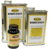 Rubber Cement, 32 oz.