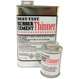 Rubber Cement Thinner, 4 oz.